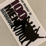 100 Men stickers